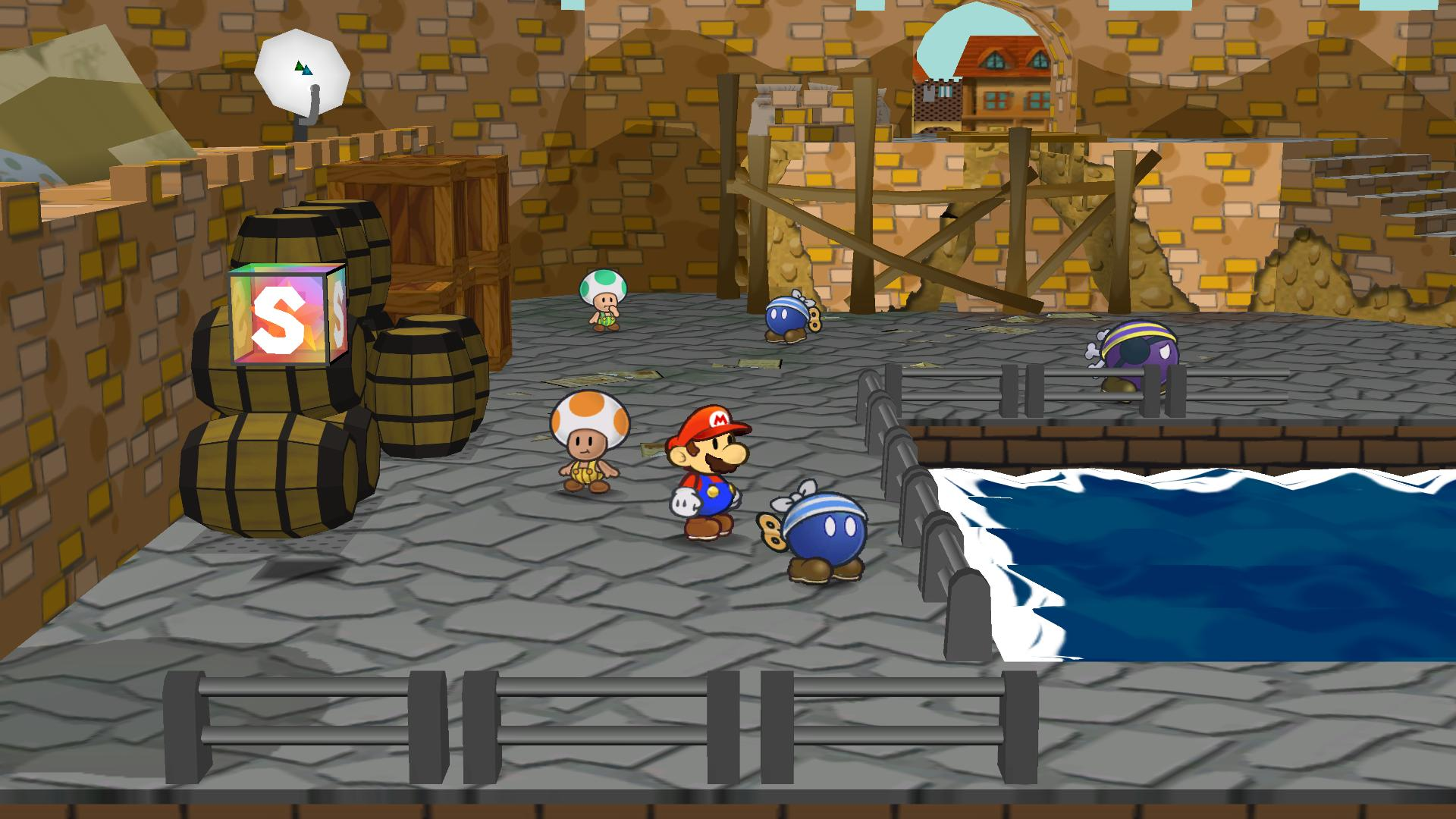 Retro Review - Paper Mario: The Thousand Year Door - Epilogue Gaming